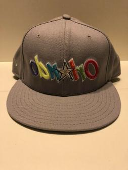 New Orlando Magic Fitted Hat Sz: 7 5/8 NBA