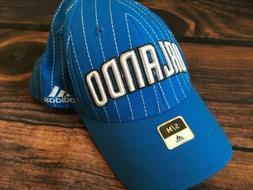 NEW Adidas Orlando Magic NBA Fitmax '70 Cap Hat Stretch Fit