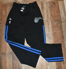NWT ADIDAS Authentic Orlando Magic On Court Game Pants MEN'S