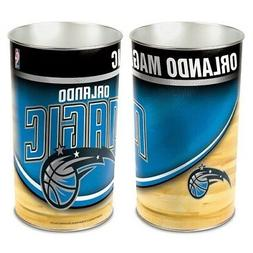 ORLANDO MAGIC ~  Official NBA 15 Inch Wastebasket Trash Can