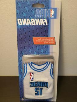 ORLANDO MAGIC #12 DWIGHT HOWARD NBA Team Wrist Band Sweat Ba