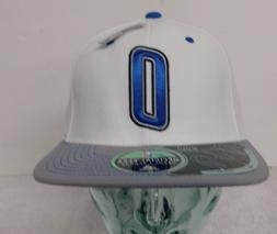 Orlando Magic 2 in 1 Visor White Color Men's Adidas Hat