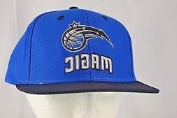 Orlando Magic Blue/Black Baseball Cap Snapback