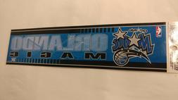 Orlando Magic Bumper Strip Sticker