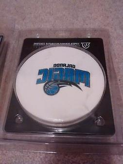 Orlando Magic Ceramic Coaster Sets  White w/Logo