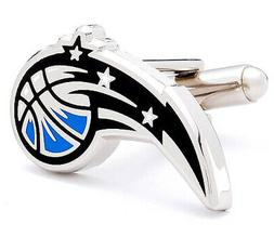 NBA Orlando Magic Cufflinks, Officially Licensed