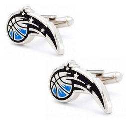 ORLANDO MAGIC CUFFLINKS Sports Team Logo Basketball NEW w GI