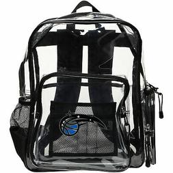 Orlando Magic The Northwest Company Dimension Clear Backpack