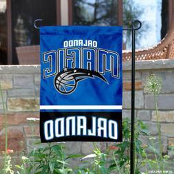 Orlando Magic Garden Flag and Yard Banner