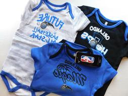 Orlando Magic Infant 24 Month Basketball NBA THREE One Piece