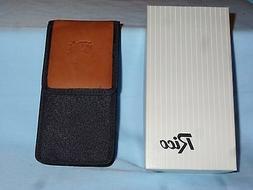 ORLANDO MAGIC  Leather/Nylon EYEGLASS CASE   NIB  by Rico