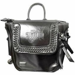Orlando Magic Metallic Mini Backpack