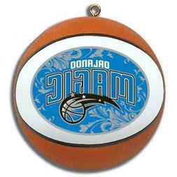 Orlando Magic Mini Replica Basketball Christmas Ornament NBA