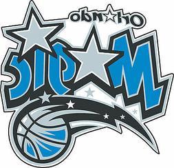 Orlando Magic NBA Basketball Bumper sticker, wall decor, vin