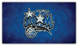 """Orlando Magic  NBA Basketball Car Bumper Sticker Decal """"SIZE"""