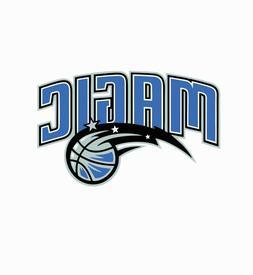 Orlando Magic NBA Basketball Color Sports Decal Sticker-Free