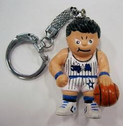 Orlando Magic NBA Basketball Little Brat Key Ring by JF Spor