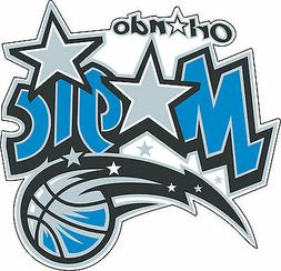 Orlando Magic NBA Basketball sticker, wall decor, Large viny