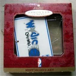 Orlando Magic NBA Collection Hallmark Ceramic Ornament 1997