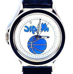 Orlando Magic NBA, Fossi/Relicl Unworn Mans Vintage 1996 Lea