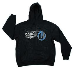 Adidas Orlando Magic NBA Men's All Over Print Hoodie Hooded