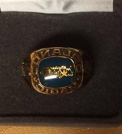 Orlando MAGIC NBA Ring Various Sizes Gold Color Orlando MAGI