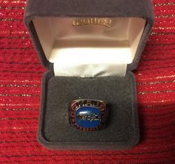 Orlando MAGIC NBA Team Ring Pick Size Silver Orlando MAGIC J