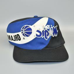 Orlando Magic NBA Twins Enterprise Vintage 90's Adjustable S