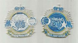 """Orlando Magic Polo Shirt or Sleeve Size Embroidered Patch 3"""""""