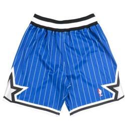 Orlando Magic Royal Blue Mitchell & Ness Authentic NBA Baske