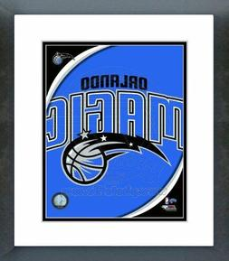 Encore Select Orlando Magic Team Logo Framed Picture 8 x 10