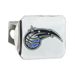 Orlando Magic Trailer Hitch Chrome Hitch Cover