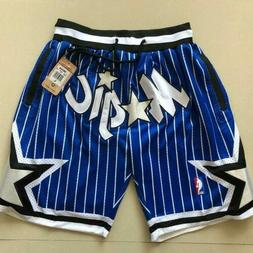 Orlando Magic Vintage Basketball Game Shorts NBA Men's NWT S