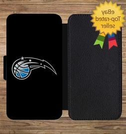Orlando Magic Wallet Phone Case for iPhone 5 6 7 8 X XS Max
