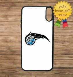 Orlando Magic White Phone Case for iPhone Galaxy 5 6 7 8 9 X