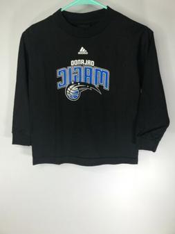 Orlando Magic Youth Adidas Long Sleeve NBA Basketball Shirt