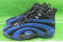 Reebok V51848 Shaqnosis  Orlando Magic Blue-black Basketball