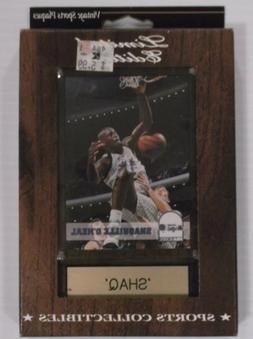 Vintage Sports Plaques 1993 Orlando Magic Shaquille O'Neal N