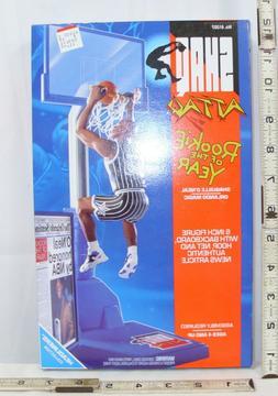 SHAQ ATTAQ NBA ORLANDO MAGIC ROOKIE OF THE YEAR SET BOXED KE