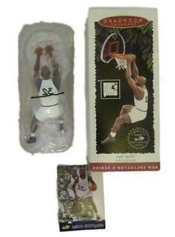 Shaquille O'Neal Orlando Magic 1995 Hallmark Ornament NIB Ho