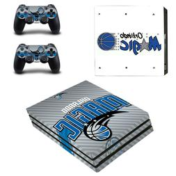 sony ps4 pro orlando magic vinyl protector