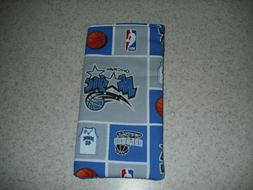 Sunglass / Eyeglass Soft Fabric Case - Orlando Magic - NBA -