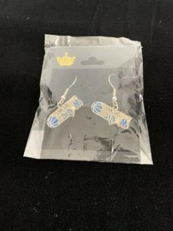 Vintage Orlando Magic Earrings