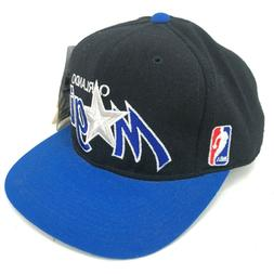 Vintage Orlando Magic Sports Specialties Fitted Script Hat B
